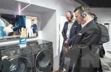 Hàng điện tử tiêu dùng Samsung tiếp tục thống lĩnh thị trường Mỹ