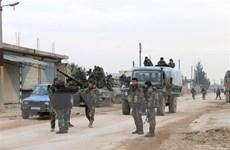 EU kêu gọi chấm dứt tấn công các mục tiêu dân sự ở Syria
