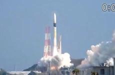 Nhật Bản phóng tên lửa đưa vệ tinh thu thập thông tin lên quỹ đạo