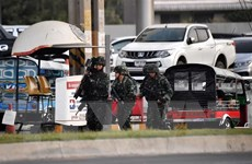 Thái Lan quyên góp hỗ trợ nạn nhân trong vụ xả súng đẫm máu