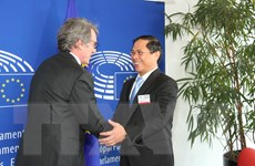 EP ủng hộ thúc đẩy quan hệ hợp tác toàn diện giữa EU và Việt Nam