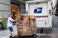 Covid-19 tác động rất mạnh tới dịch vụ bưu chính toàn cầu