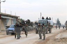 Quân đội Syria khẳng định quyết tâm quét sạch khủng bố ở Idlib