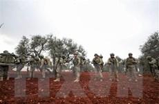Lãnh đạo Nga và Thổ Nhĩ Kỳ nhất trí thực thi đầy đủ lệnh ngừng bắn