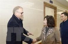 Mỹ-Triều không bác bỏ kế hoạch hòa bình của Nga và Trung Quốc