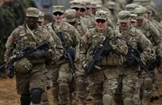 Chi tiêu quốc phòng toàn cầu tăng ở mức cao nhất trong một thập kỷ