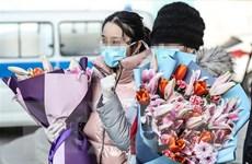 Trung Quốc kêu gọi những bệnh nhân khỏi bệnh hiến huyết tương