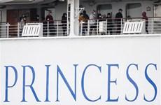 Hong Kong thu xếp sơ tán hành khách mắc kẹt trên du thuyền ở Nhật Bản