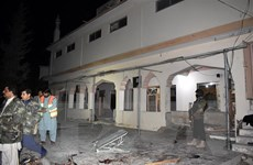Đánh bom liều chết tại Pakistan khiến nhiều người thương vong