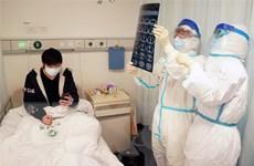 'Không có bằng chứng cho thấy COVID-19 lây nhiễm qua da'