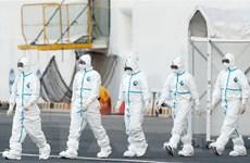 Indonesia cân nhắc điều tàu bệnh viện sơ tán công dân tại Nhật Bản