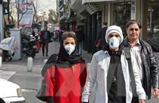 Iran thông báo có thêm 3 trường hợp tử vong do COVID-19