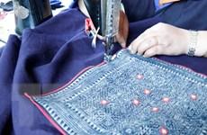Độc đáo nghề dệt thổ cẩm của đồng bào Mông ở huyện Mù Cang Chải