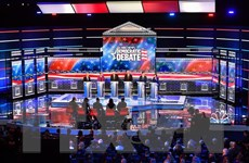 """Mỹ: Vòng tranh luận cuối cùng trước ngày quan trọng """"Siêu thứ 3"""""""