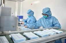Trung Quốc sản xuất hơn 70 triệu chiếc khẩu trang mỗi ngày