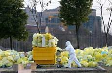 Sự dũng cảm của những nhân viên xử lý rác thải y tế ở Vũ Hán