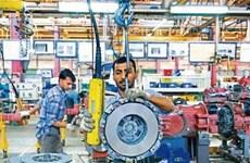 Tăng trưởng GDP của Ấn Độ thấp nhất trong gần 7 năm qua