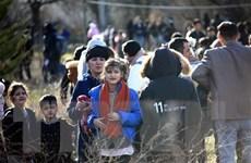 Cơ quan bảo vệ biên giới châu Âu đặt trong tình trạng cảnh giác cao độ