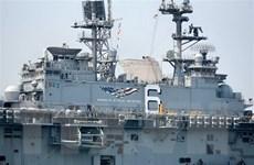 Hải quân Mỹ tái cơ cấu để ứng phó với chiến tranh cường độ cao