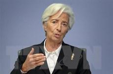 ECB tuyên bố sẵn sàng các biện pháp phù hợp ngăn tác động của COVID-19