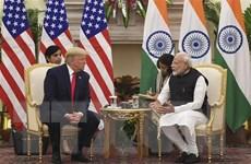 Mỹ và Ấn Độ thu hẹp khoảng cách về kinh tế và thương mại