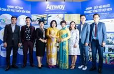 Amway tham dự Lễ kỷ niệm 25 năm ngoại giao Việt Nam-Hoa Kỳ