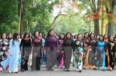 Điểm lại những khoảnh khắc ấn tượng về người phụ nữ Việt Nam