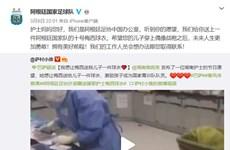 Ước mơ thành hiện thực: Nữ y tá Vũ Hán nhận được áo thi đấu của Messi
