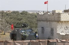 Thổ Nhĩ Kỳ, Nga sẽ tuần tra hành lang an ninh mới tại Syria