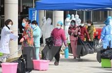 Trung Quốc tuyên bố vượt qua giai đoạn đỉnh điểm của dịch COVID-19