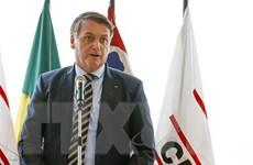 Tổng thống Brazil thông báo kết quả xét nghiệm âm tính với SARS-CoV-2