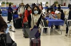 140 quốc gia và vùng lãnh thổ cấm công dân Hàn Quốc nhập cảnh