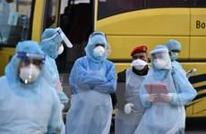 Tổng số ca mắc bệnh COVID-19 ở Malaysia vượt quá 550 người