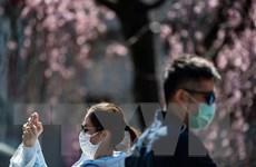 Nhật Bản thông báo số ca mắc COVID-19 tăng lên 984 trường hợp