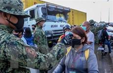 Philippines: 230 ca mắc, 18 người tử vong vì dịch bệnh COVID-19