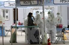 Phát hiện ổ dịch mới, số người mắc COVID-19 ở Hàn Quốc tăng trở lại