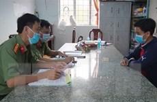 Xử phạt nam thanh niên tung tin 'chợ Tri Tôn có người nhiễm corona'