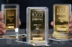 Giá vàng ghi nhận tuần tăng cao nhất kể từ tháng 9/2008