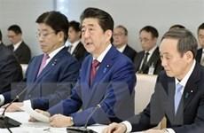 Nội các Nhật chia 2 nhóm họp luân phiên để phòng ngừa COVID-19
