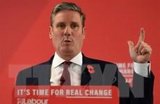 Anh: Người phát ngôn về Brexit trở thành lãnh đạo Công đảng đối lập