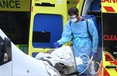 Số ca nhiễm virus SARS-CoV-2 ở Anh lên tới gần 42.000 người