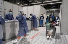 Số ca tử vong trên toàn cầu do COVID-19 vượt mốc 70.000 người
