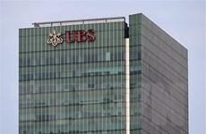 Lãnh đạo UBS quyên góp 3 tháng lương ủng hộ cuộc chiến chống COVID-19