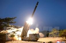 Đằng sau việc Triều Tiên ồ ạt phóng tên lửa trong tháng Ba