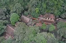 [Photo] Khám phá vẻ đẹp động và chùa Địch Lộng ở Ninh Bình