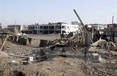 Tấn công gần căn cứ Mỹ tại Afghanistan khiến 6 người thiệt mạng