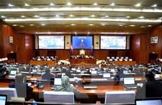 Thượng viện Campuchia thông qua dự thảo luật tình trạng khẩn cấp