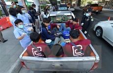 Thái Lan mở cửa trở lại các cửa khẩu để đón công dân về nhà