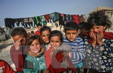 UNICEF hối thúc lập quỹ cứu trợ trẻ em các nước Trung Đông, Bắc Phi