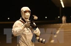 TTXVN đảm bảo an toàn cho phóng viên khi tác nghiệp thời dịch COVID-19